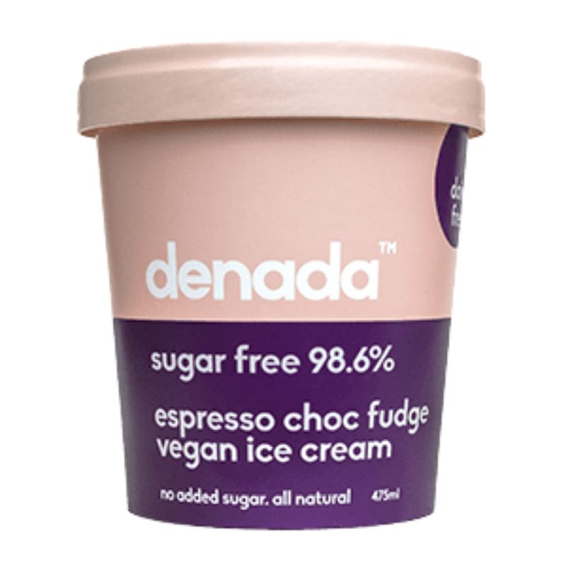 Denada - Vegan Espresso Chocolate Ice Cream