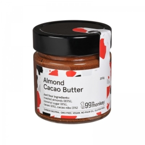 99th - Almond Cacao Butter 200g x 6 (Carton)