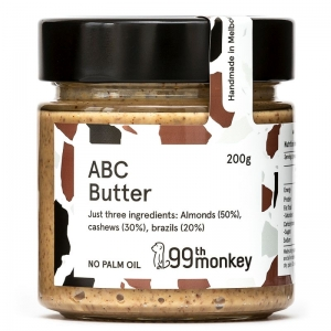 99th Monkey - Nut Butter ABC