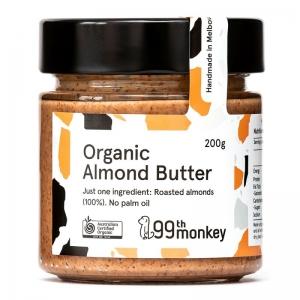 99th Monkey - Organic Almond Butter
