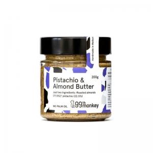 99th Monkey - Pistachio & Almond Butter