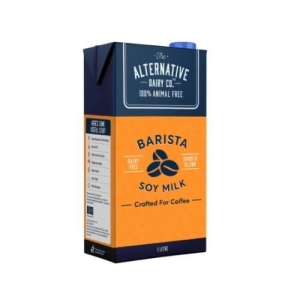 "Alternative Dairy Co - *NEW* ""SOY"" Barista Milk 1lt x 12 (Carton)"
