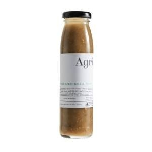 Agri - Fermented Green Chilli Sauce 200ml