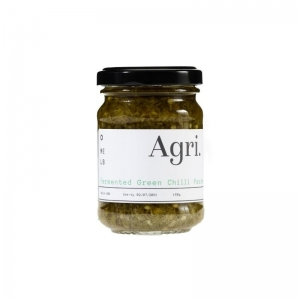 Agri - Fermented Green Chilli Paste 150gm