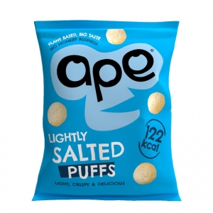 Ape - Lightly Salted Coconut & Rice Puffs 25g x 24