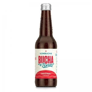 Bucha of Byron *NEW* Original 330ml x 12 (Carton)