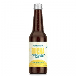 Bucha of Byron *NEW* Lemon Myrtle 330ml x 12 (Carton)