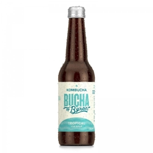 Bucha of Byron *NEW* Tropical 330ml x 12 (Carton)