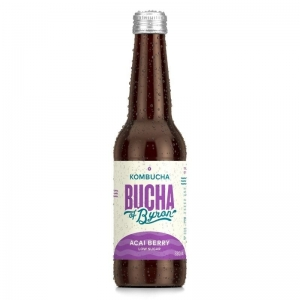Bucha of Byron *NEW* Acai Berry 330ml x 12 (Carton)