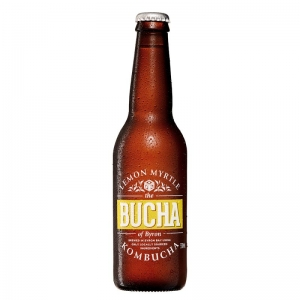 Bucha of Byron Lemon Myrtle 330ml x 12