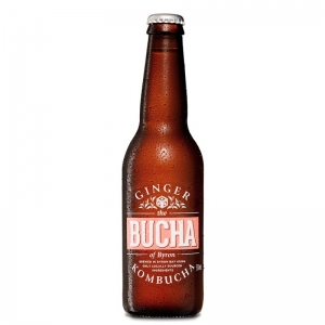 Bucha of Byron GINGER 330ml x 12