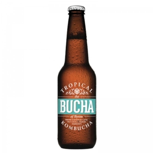 Bucha of Byron Tropical 330ml x 12