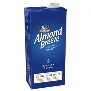 Blue Diamond - Almond Barista Blend x 8 (Carton) *NEW SIZE*