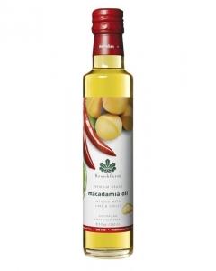 Brookfarm - Lime & Chilli Infused Macadamia Oil 250ml x 6 (Carton)