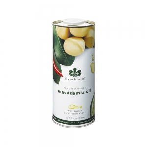 Brookfarm - Premium Natural Macadamia Oil 1.25L