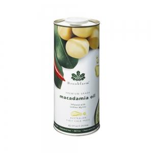 Brookfarm - Lemon Myrtle Macadamia Oil 1.25L
