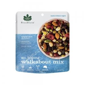 BrookFarm - Walkabout Mt Bogong Mix 75g x 12 (Carton)