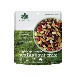 Brookfarm - Walkabout Nightcap Range Mix 75g x 12 (Carton)