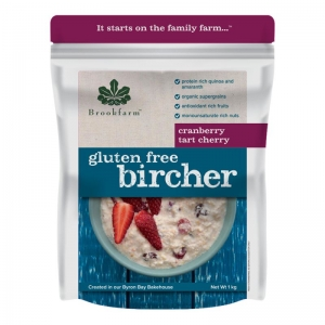 Brookfarm - Bircher Cranberry GF