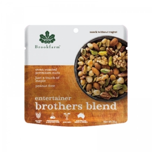 Brookfarm - Brothers Blend Entertainer Mix 35g x 36