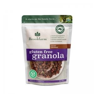 Brookfarm - Gluten Free Granola Cacao Coconut 350g x 6
