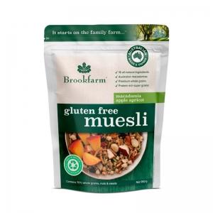 Brookfarm - Gluten Free Muesli w/ Apricot 1kg x 6