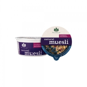 Brookfarm - Natural Muesli with Cranberry