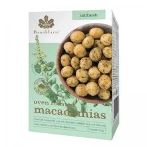 Brookfarm - Oven Roasted Macadamias with Saltbush
