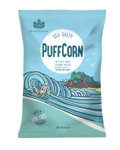 Brookfarm PuffCorn - Sea Salty (70g)
