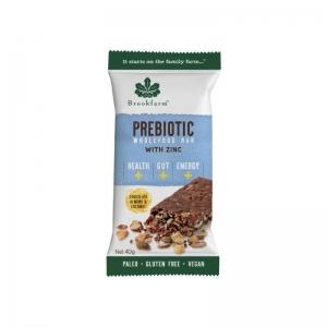 Brookfarm - *NEW* Chocolate Almond & Coconut Prebiotic Bar 12 x 40g (Carton) (13