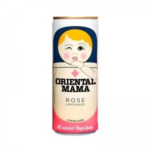 Brand Garage - Mama Rose lemonade 250ml x 24 (Carton
