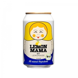 Brand Garage - Mama Lemonade 330ml x 24 (Carton)