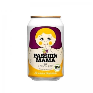 Brand Garage - Mama Pass Lemon 330ml x 24 (Carton)