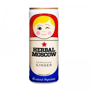 Brand Garage - Moscow Herbal Ginger 250ml x 24 (Carton)