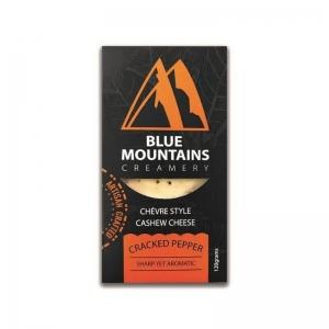 Blue Mountain Creamery - *NEW* Cracked Pepper Cashew Cheese 120g