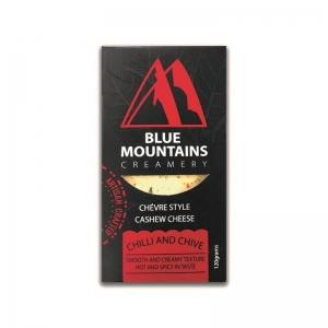 Blue Mountain Creamery - *NEW* Chilli & Chive Cashew Cheese 120g