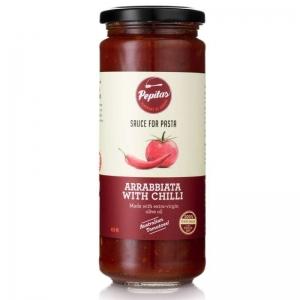 Pepitas - Arrabbiata with Chilli Pasta Sauce