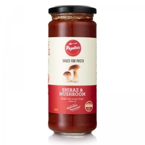 Pepitas - Shiraz & Mushroom Pasta Sauce
