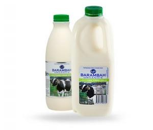 Barambah Organics - Milk Lactose Free Full Cream 2L