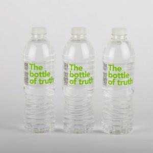 Water - The Bottle Of Truth (24 Pack)