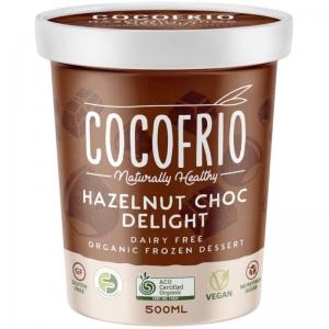 Cocofrio - Organic Hazelnut Choc
