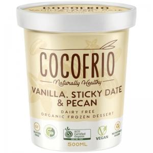 Cocofrio - Organic Vanilla Sticky Date
