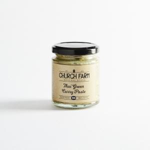 Church Farm - Thai Green Curry Paste