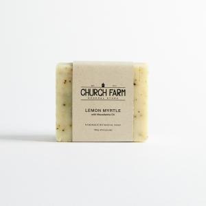 Church Farm - Lemon Myrtle & Macadamia Oil Soap