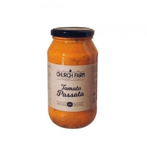 Church Farm - *NEW* Tomato Passata 500g