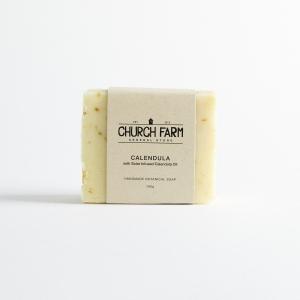 Church Farm - Calendula Unsented Soap
