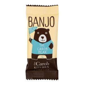 Carob Vegan Bear Banjo