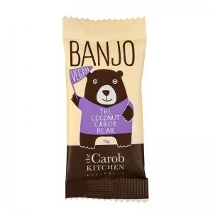 Carob Vegan Bear Coconut Banjo