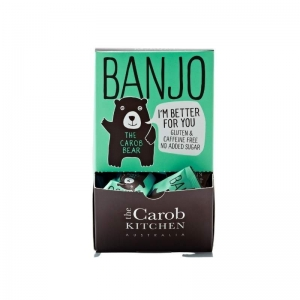 Carob - BEAR Mint Banjo (Green)  15g x 50