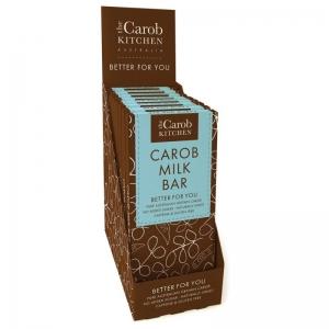 Carob Bar Milk 80g